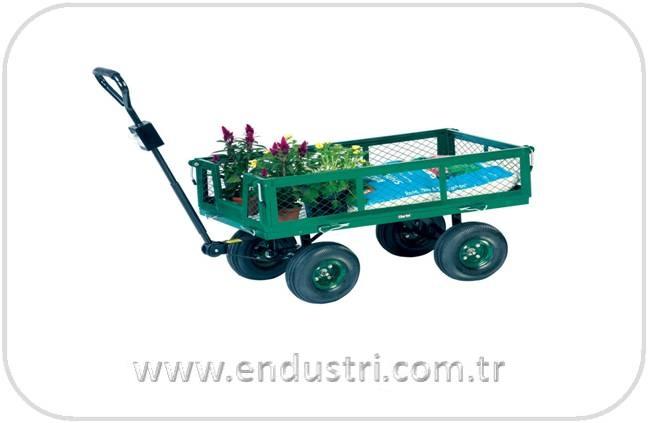 metal-bahce-odun-ekipman-cicek-toprak-tasima-kaldirma-yukleme-arabasi-2